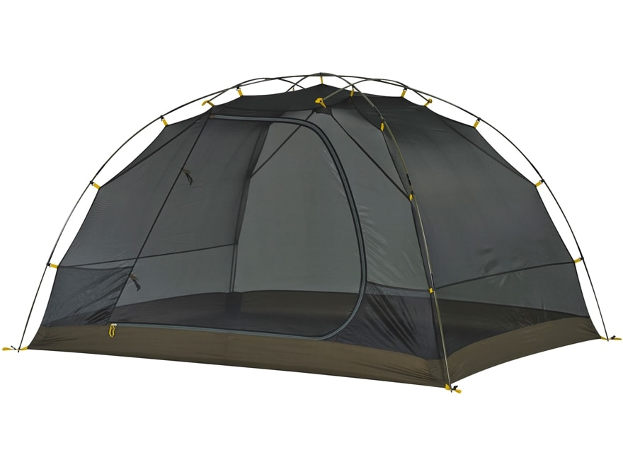 "Slumberjack Daybreak 4 Person Dome Tent 99"" x 84"" x 58.5"" Polyester Green"