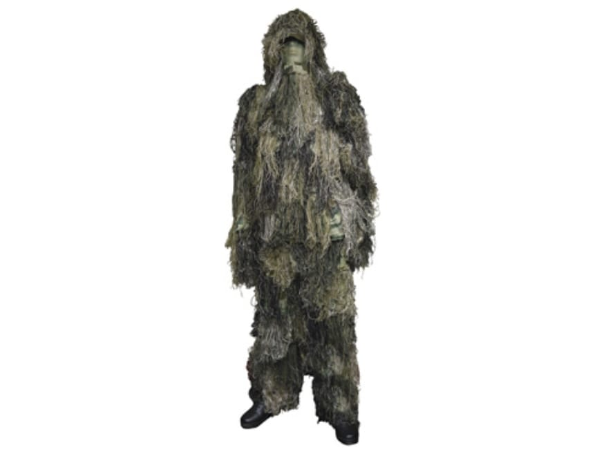 5ive Star Gear Camouflage Ghillie Suit Woodland Camo
