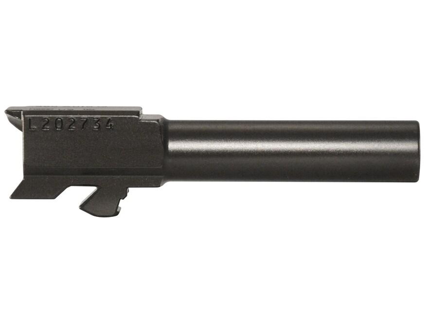 """Glock Barrel Glock 42 380 ACP 1 in 9.84"""" Twist 3.25"""" Carbon Steel Matte"""