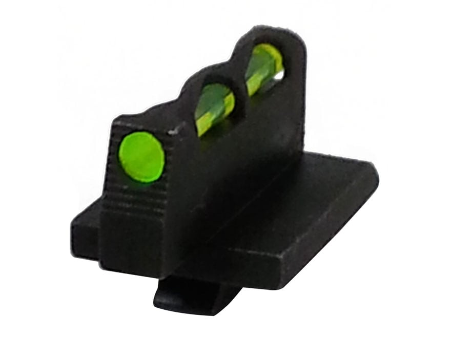 HIVIZ LITEWAVE Front Sight Ruger GP100 Steel Fiber Optic Red, Green, White