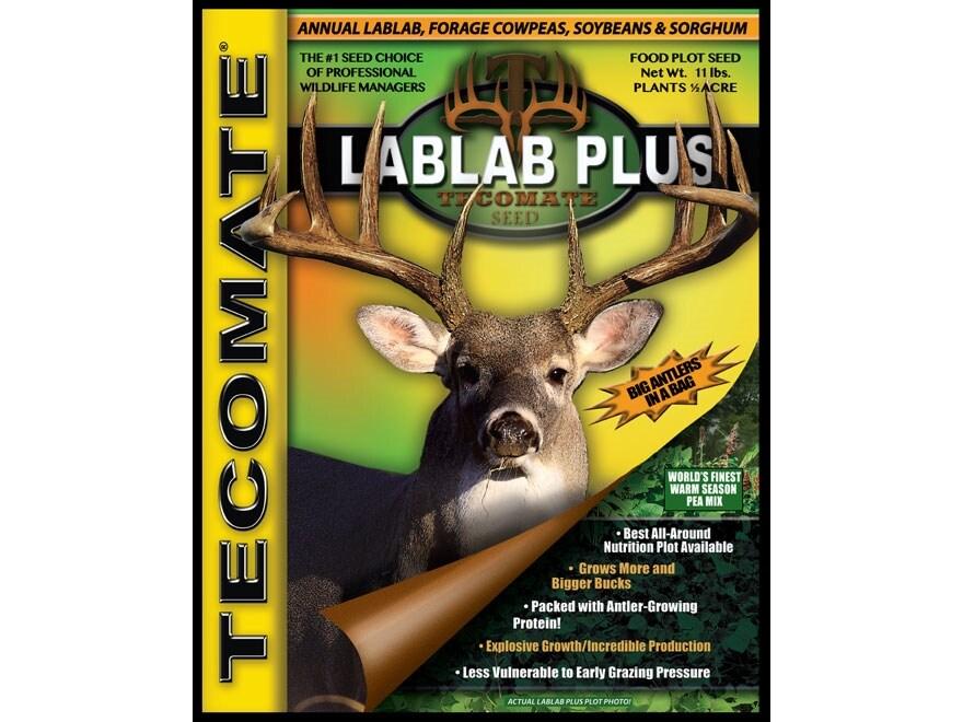 Tecomate LabLab Plus Annual Food Plot Seed