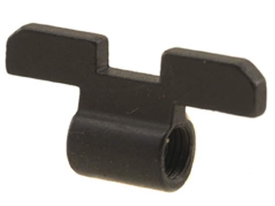 "Smith & Wesson Rear Sight Blade .086"" Black J-Frame"