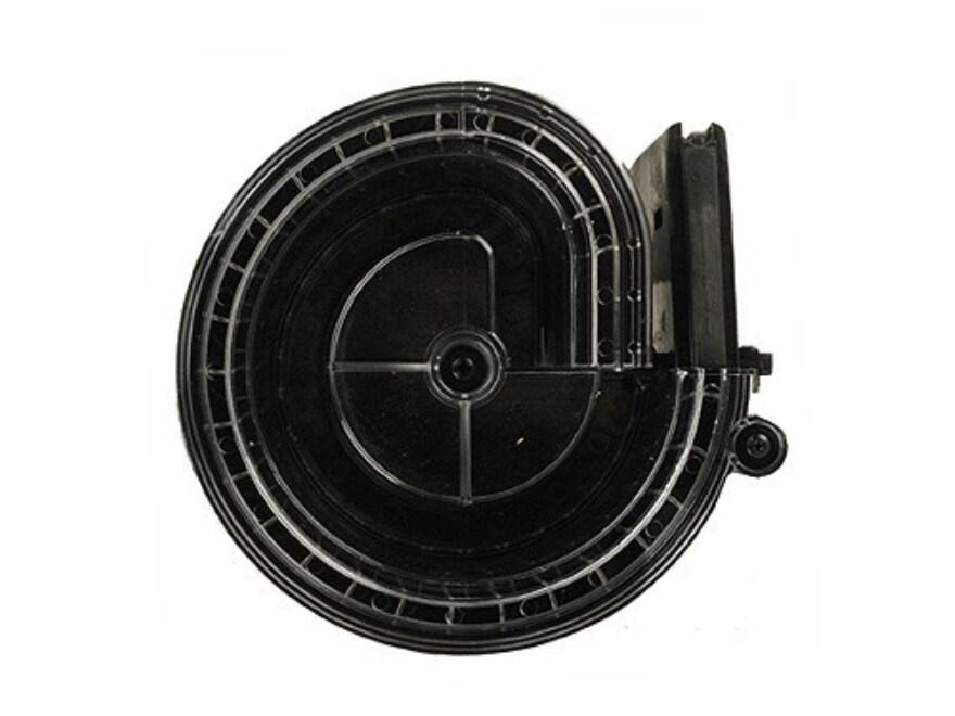 MWG Magazine AR-15 223 Remington 90-Round Polymer Black