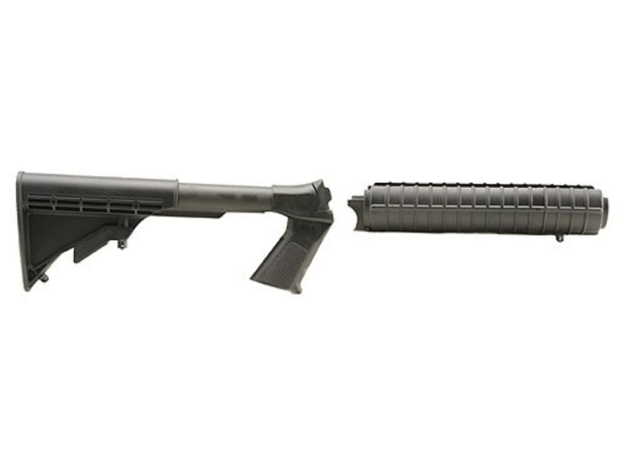 Advanced Technology Shotforce 6-Position Collapsible Buttstock with Pistol Grip and For...