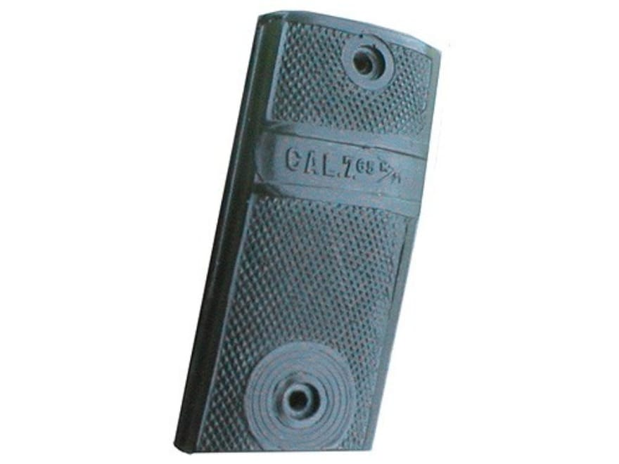 Vintage Gun Grips Unique 16 Polymer Black
