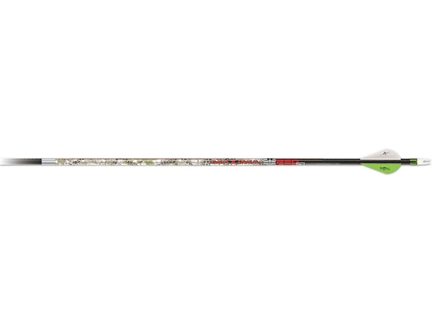 "Carbon Express Maxima Red Badlands SD Carbon Arrow 2"" Blazer Vanes Pack of 6"