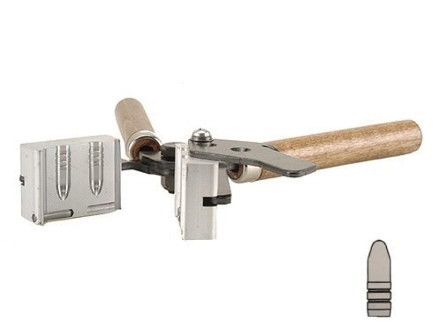 Lee 2-Cavity Bullet Mold C312-185-1R 303 British (312 Diameter) 185 Grain 1 Ogive Radiu...