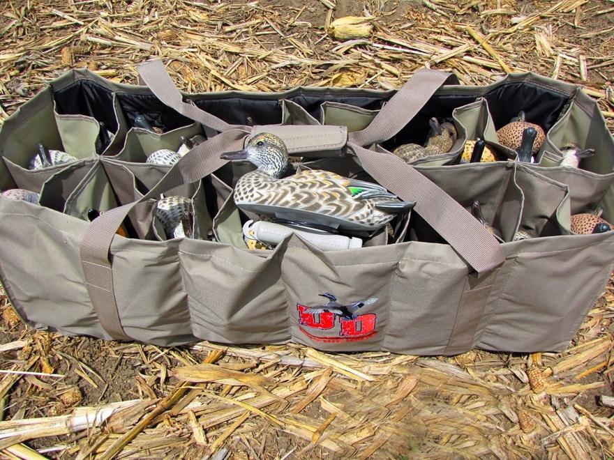 Dakota Decoy X-Treme 24-Slot Teal Duck Decoy Bag PVC