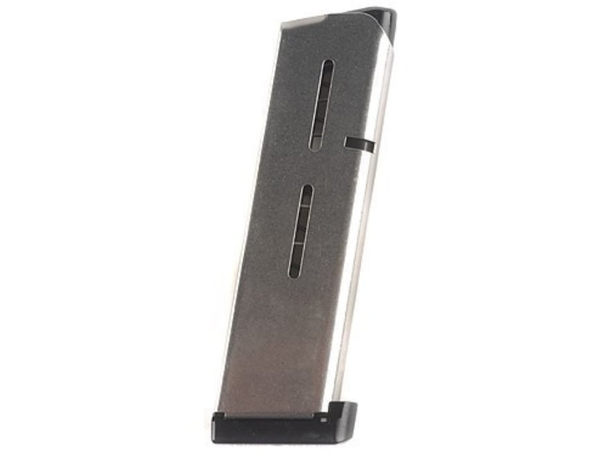 Wilson Combat Magazine 47 Series with Aluminum Base Pad 1911 Government, Commander 45 A...