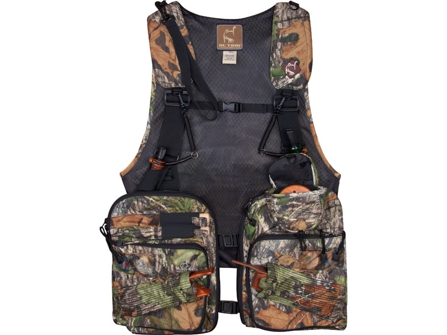 Ol' Tom Time & Motion I-Beam 2.0 Turkey Vest Mossy Oak Obsession Camo