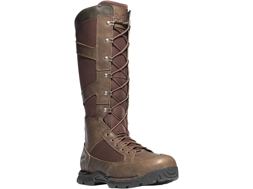 "Danner Pronghorn 17"" Side-Zip Waterproof GORE-TEX Snake Boots Leather/Nylon Men's"