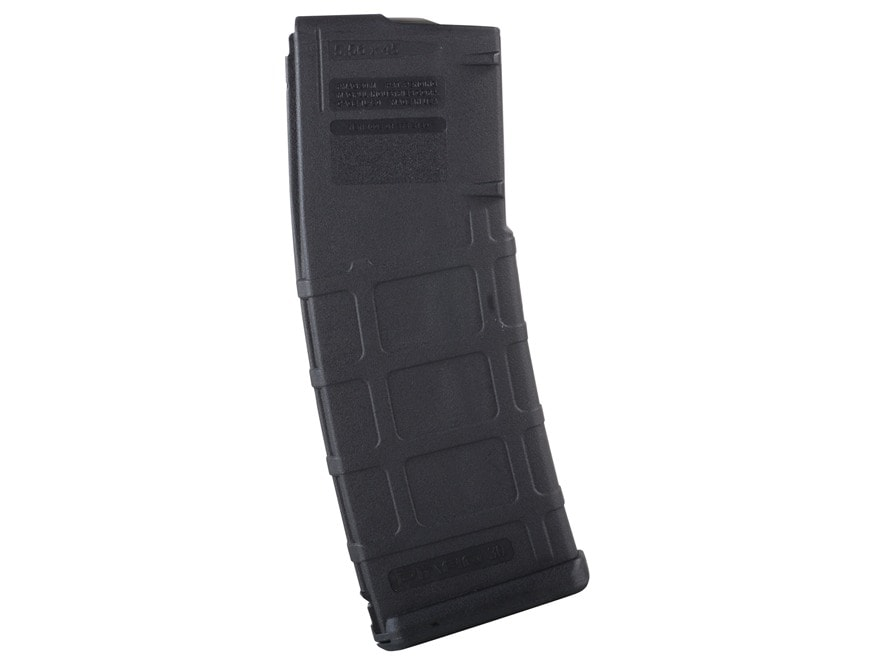 Magpul PMAG M2 MOE Magazine AR-15 223 Remington, 5.56x45mm, 300 AAC Blackout 30-Round