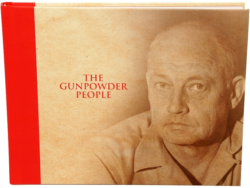 """Hodgdon """"The Gunpowder People"""" Book by James W. Bequette"""