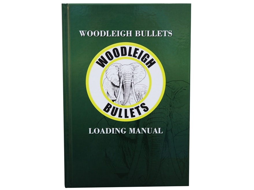 """Woodleigh Bullets """"Loading Manual"""""""