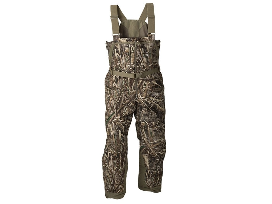 Banded Men's Squaw Creek Waterproof Insulated Bibs Polyester