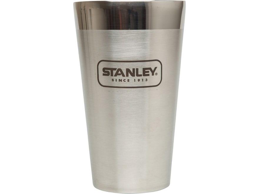 Stanley Adventure Stacking Vacuum Pint 16 oz Stainless Steel