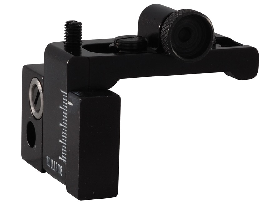 Williams 5D-94/36 Receiver Peep Sight Winchester Top Eject 94, 64, 9422, Marlin 36, 336...