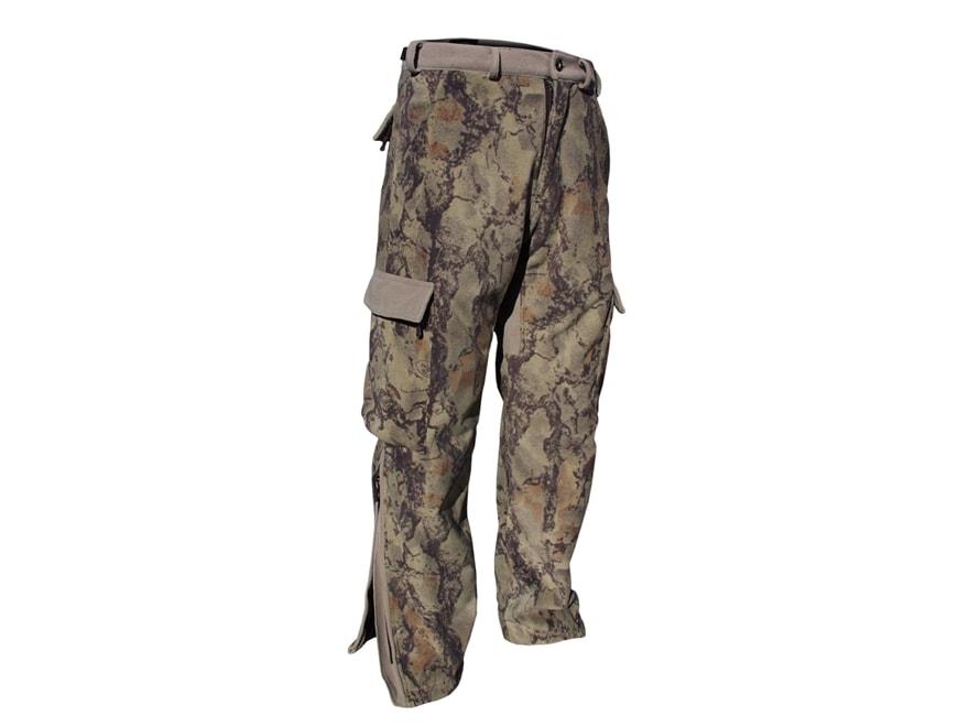 Natural Gear Men's Winter-Ceptor Windproof Fleece Pants