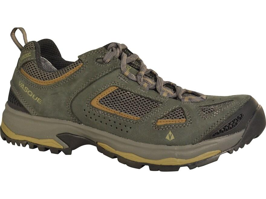 """Vasque Breeze III GTX 4"""" Waterproof Hiking Shoes Leather/Nylon Men's"""
