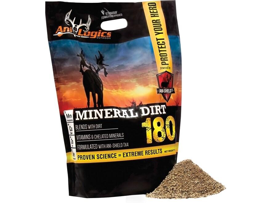 Anilogics Mineral Dirt 180 Deer Supplement