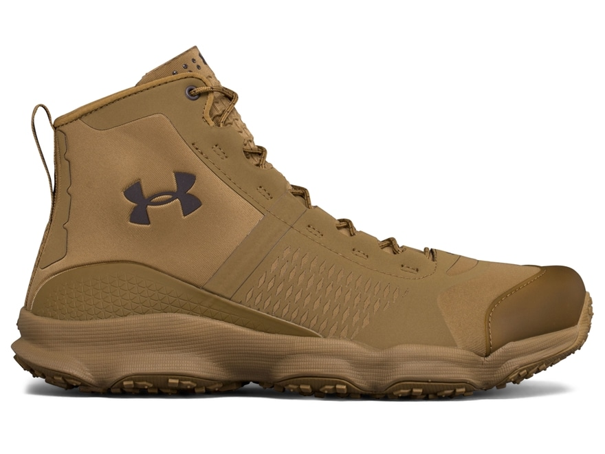 """Under Armour UA SpeedFit 5.5"""" Hiking Boots Synthetic and Rubber Men's"""