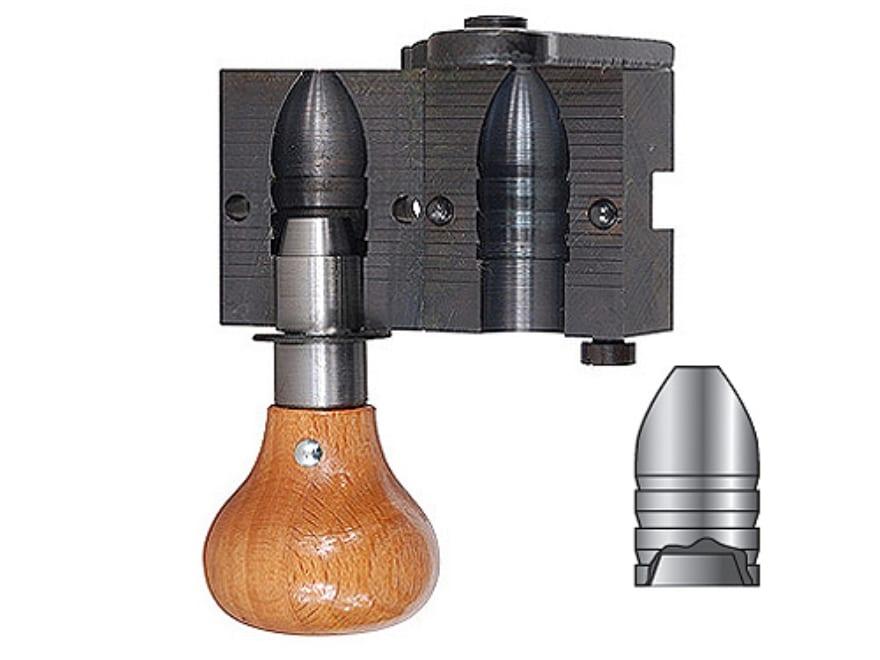 Lyman 1-Cavity Minie Ball Bullet Mold #575213PH 58 Caliber (575 Diameter) 566 Grain Par...