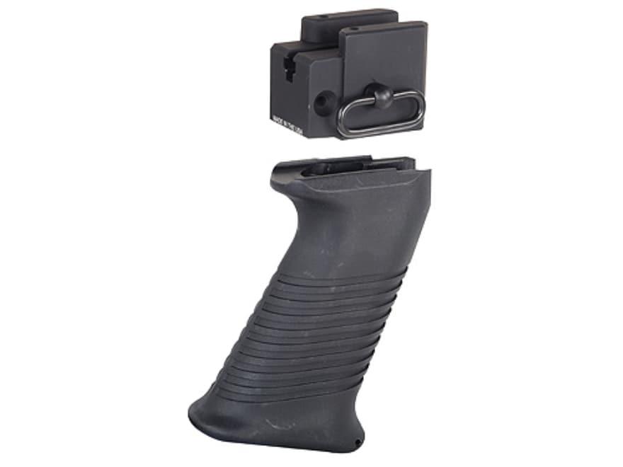 ACE Modular Receiver Block with Pistol Grip Saiga AK-47, AK-74 Rifles, Saiga 12 Gauge B...