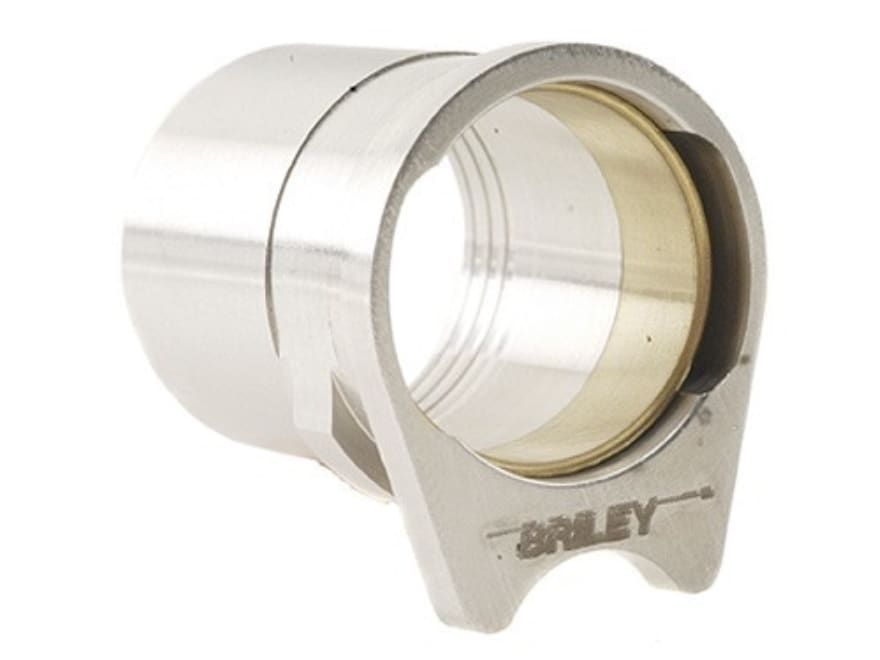 """Briley Drop-In Spherical Barrel Bushing with .582"""" Ring 1911 Government Stainless Steel"""