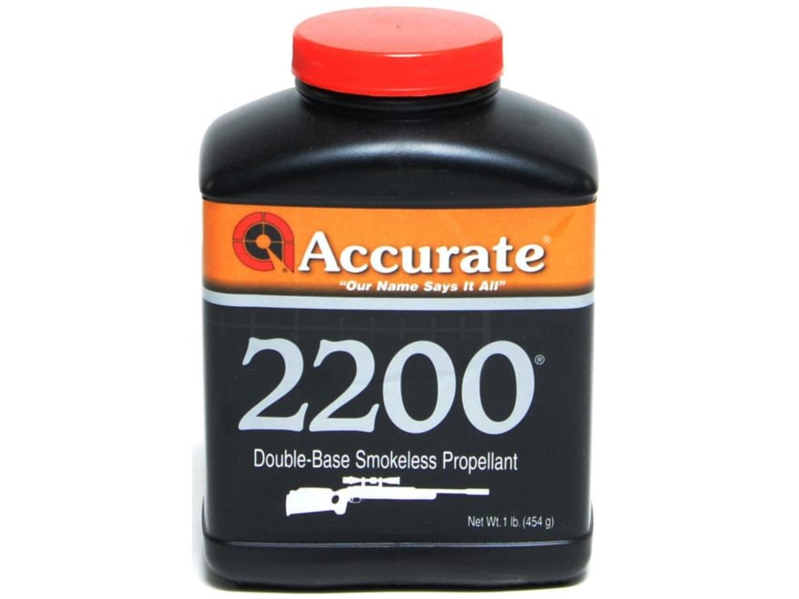 Accurate 2200 Smokeless Powder