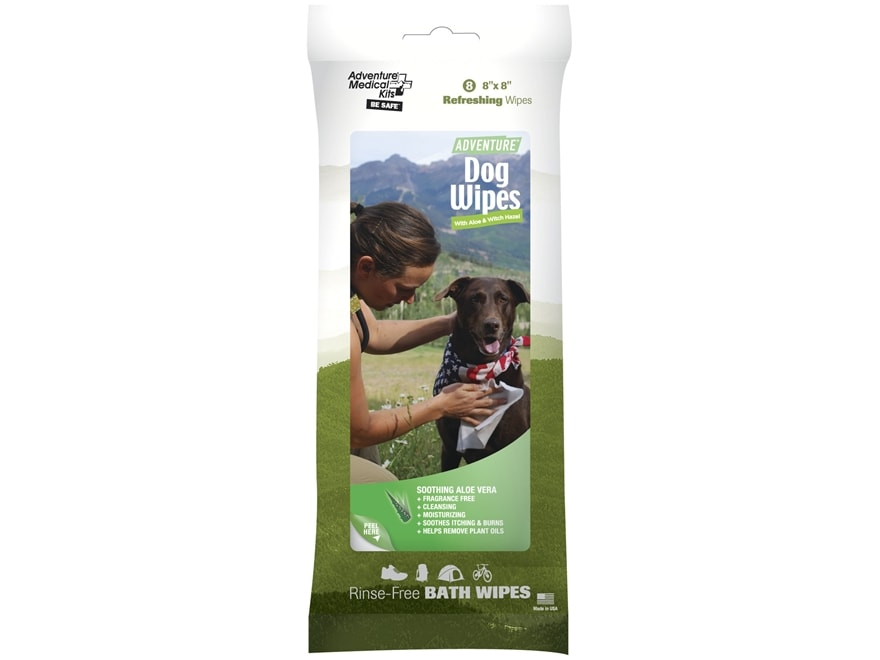 Adventure Medical Kits Adventure Dog Wipes