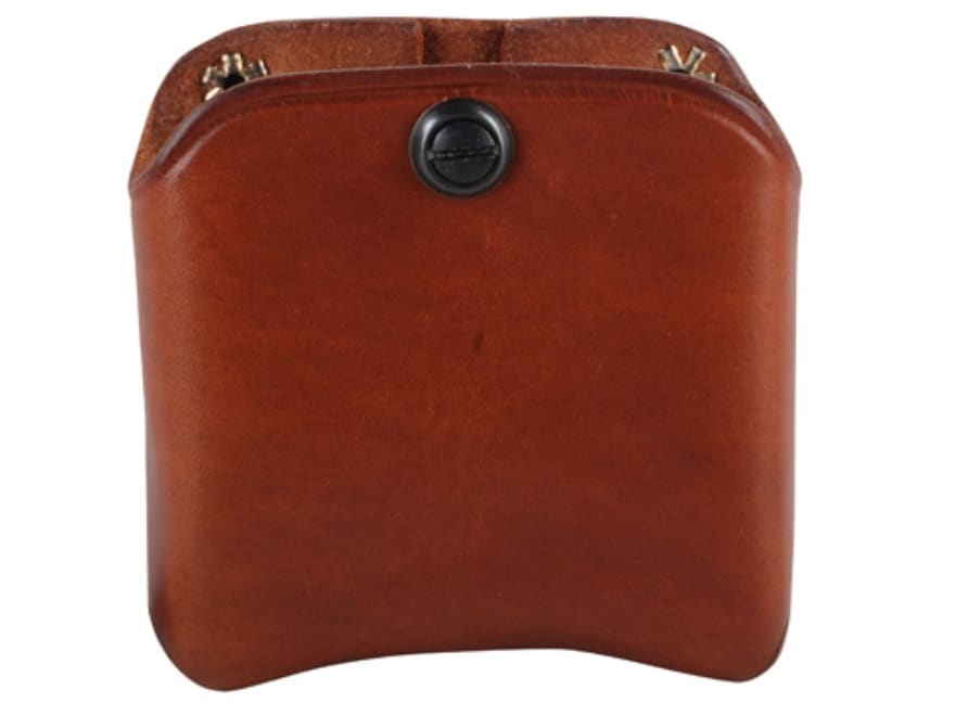 Bianchi Magazine Holder El Paso Saddlery Double Mag Pouch Double Stack Mag Leather 35