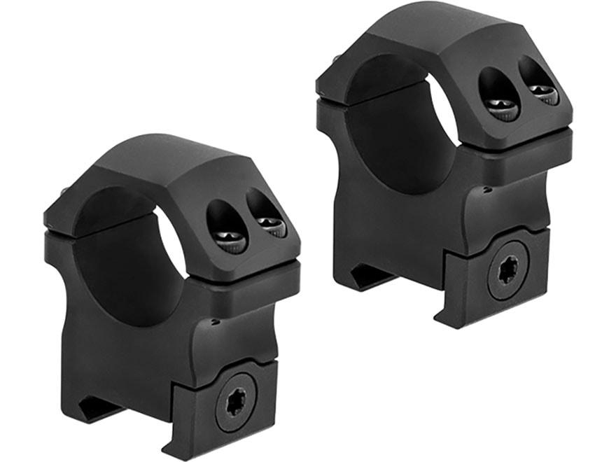 Leapers UTG Pro Precision Optics Interface (P.O.I) Picatinny-Style Rings Matte