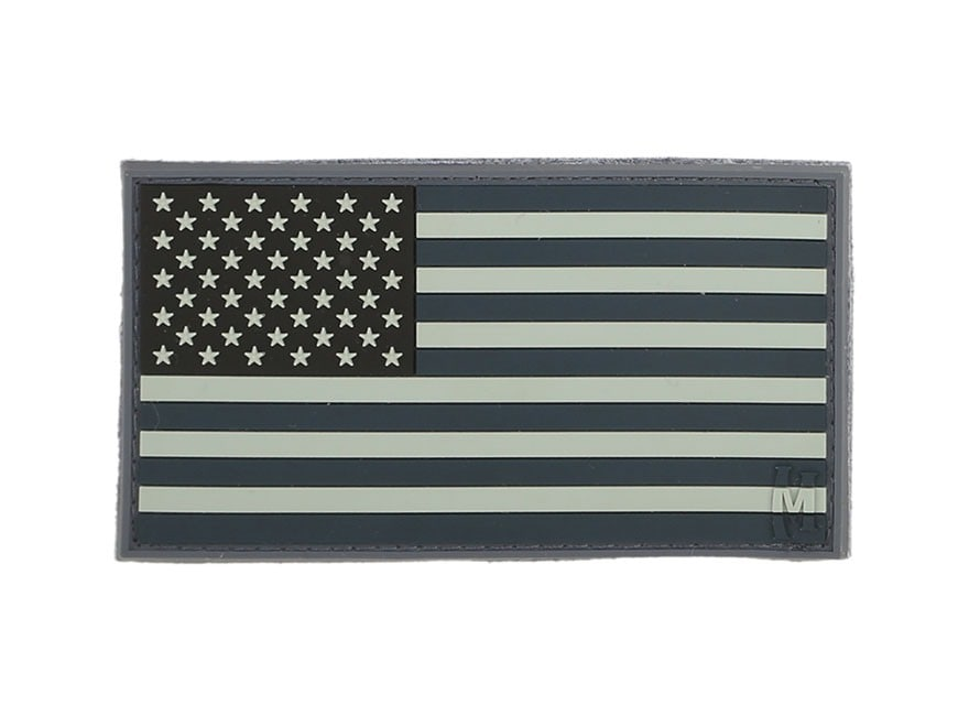 Maxpedition USA Flag PVC Morale Patch