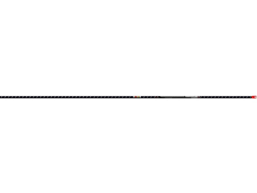 Easton Full Metal Jacket Pro Carbon and Aluminum Arrow Shaft Black Pack of 12