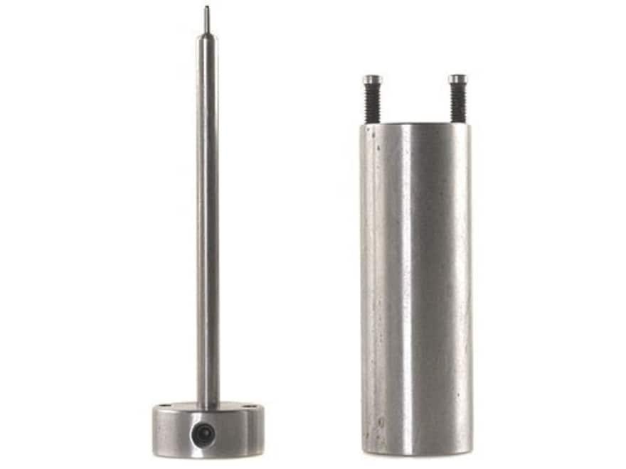 L.E. Wilson Stainless Steel Bushing Neck Sizer Die 17 Caliber Blank
