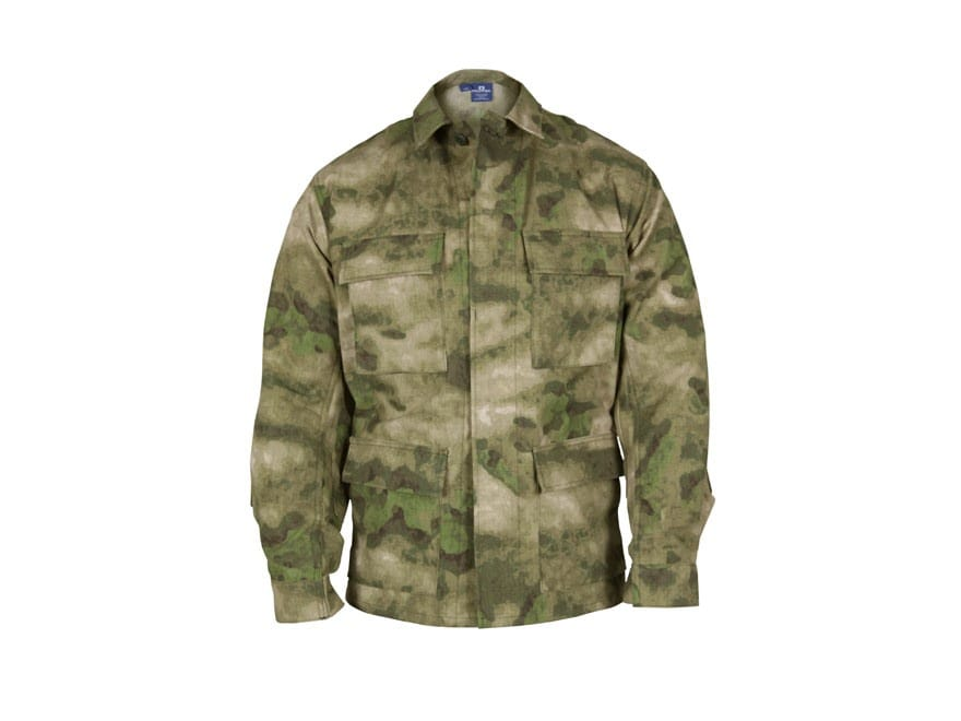 Propper BDU Jacket Poly/Cotton Battle Rip Ripstop A-TACS
