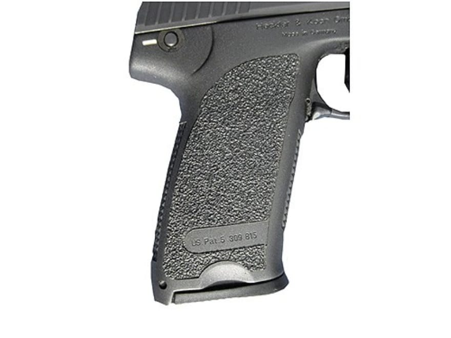 Decal Grip Tape HK USP Compact 45 ACP Rubber Black