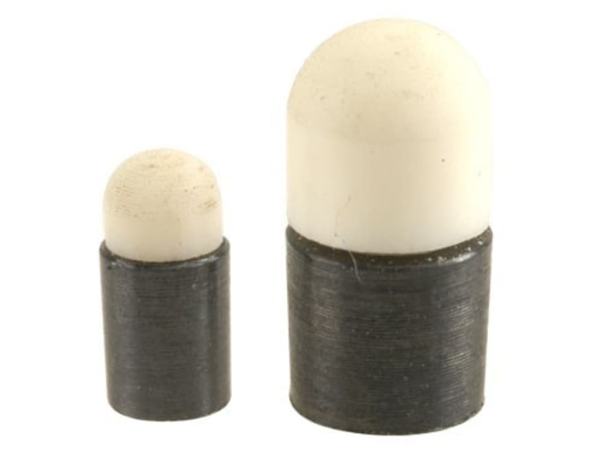"Galazan Shotgun Bead Front and Middle Sight .135"" and .080"" Tapered Drive-in Ivory"