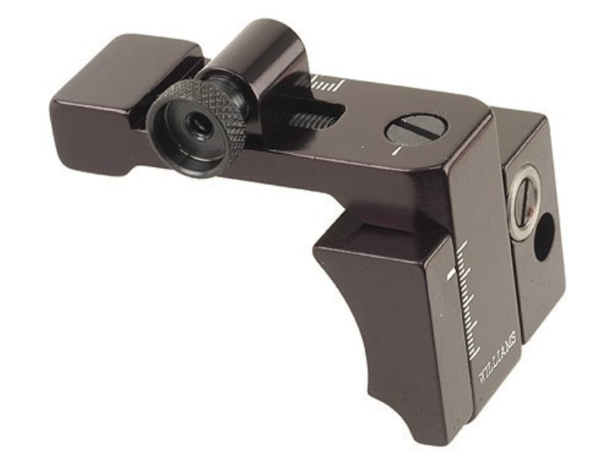 Williams FP-98AP Sight Browning, Mauser, Remington 700 Bolt Action Left Hand Aluminum B...