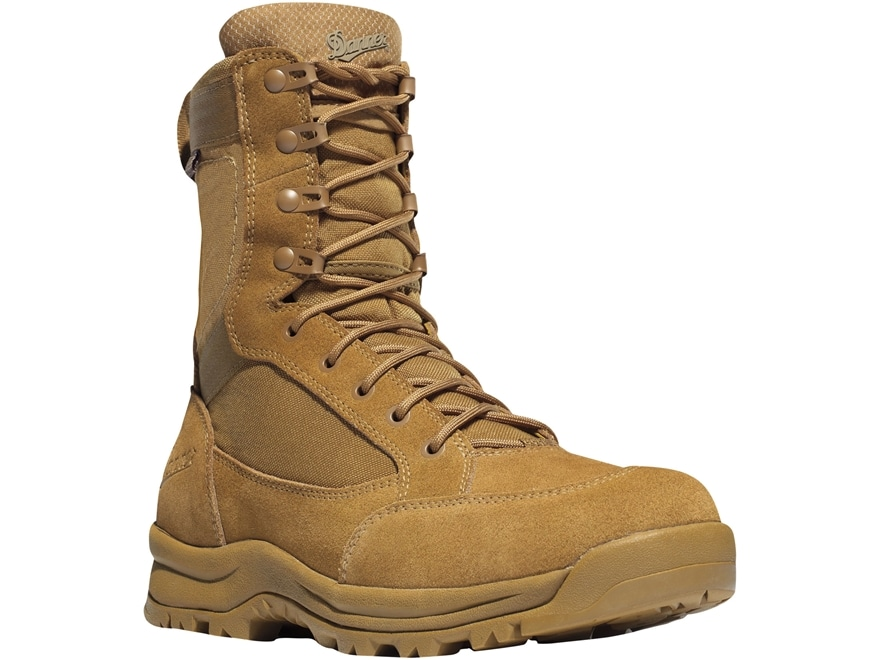 "Danner Tanicus 8"" Waterproof Tactical Boots Leather/Nylon Men's"