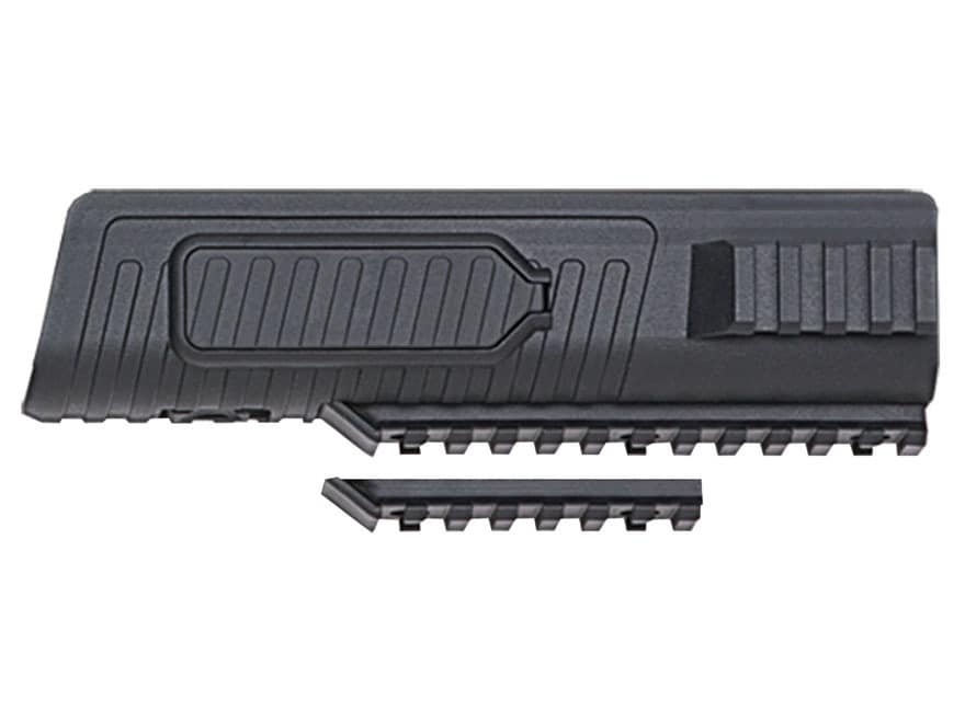 Mossberg Flex Forend Tactical Railed Model 500 590 Synthetic Black