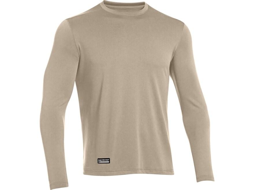 Under Armour Men's UA Tac Tech Shirt Long Sleeve Polyester