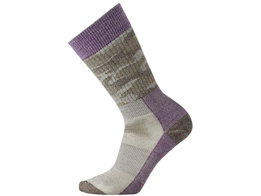 Smartwool Women's Hunt Camo Medium Crew Socks Merino Wool/Nylon