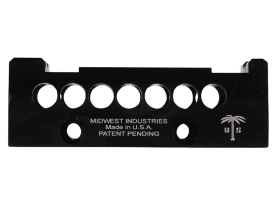 Midwest Industries US Palm AK-47, AK-74 Handguard Top Cover with Aimpoint Micro, Vortex...