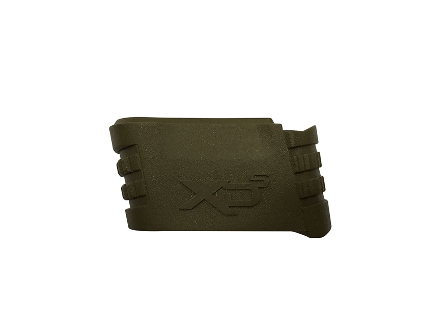 """Springfield Armory Magazine Adapter Springfield XD-S 3.3"""" 9mm Luger Flat Dark Earth"""
