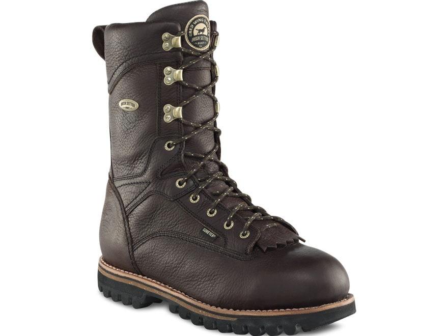 "Irish Setter Elk Tracker 12"" Waterproof GORE-TEX 1000 Gram Insulated Hunting Boots Leat..."