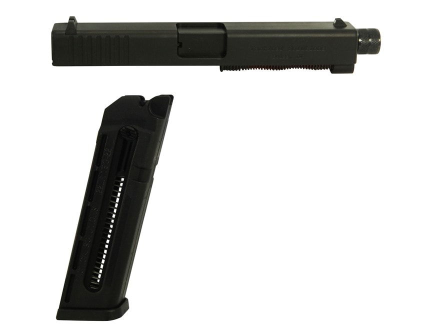 Tactical Solutions TSG-22 Rimfire Conversion Kit Glock 17, 22, 34, 35 22 Long Rifle wit...