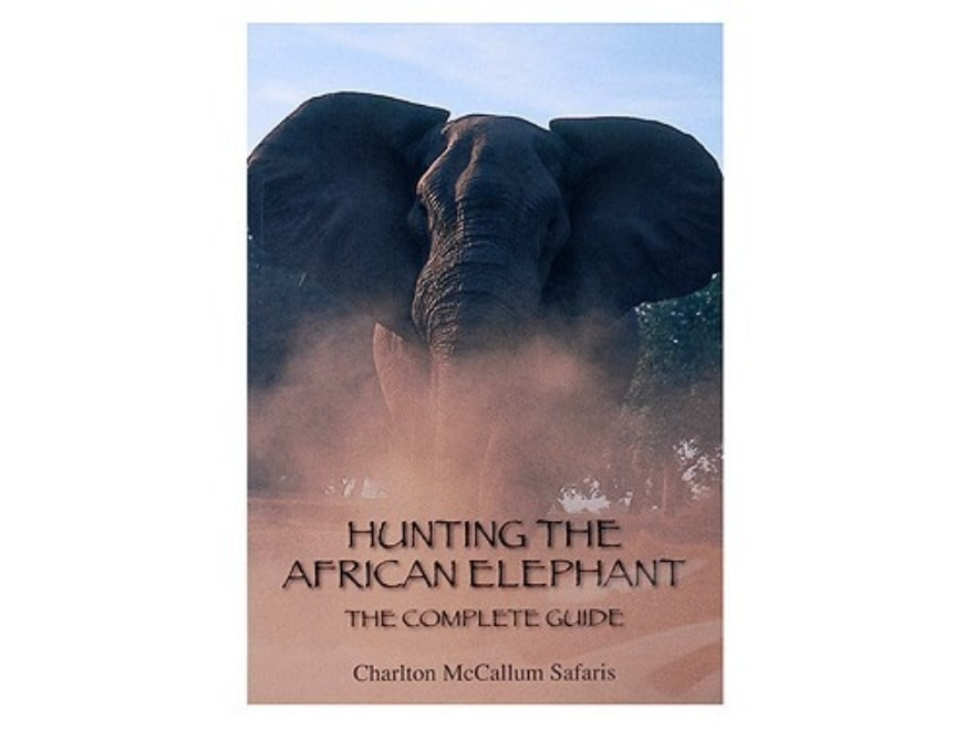 """Safari Press Video """"Hunting The African Elephant: The Complete Guide"""" DVD"""