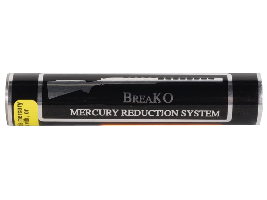 "Graco BreaKO Mercury Recoil Reducer Standard  7/8"" x 4"" 14 oz"