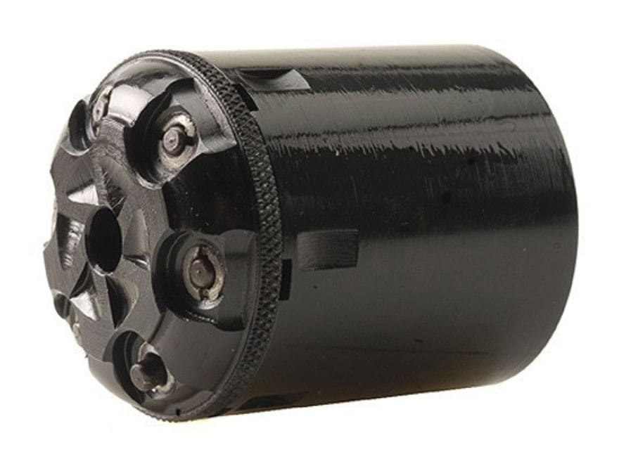 Howell Old West Conversions Conversion Cylinder 36 Caliber Pietta 1858 Remington Steel ...